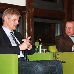 WVS Schlossgespräch mit Frank Klingebiel